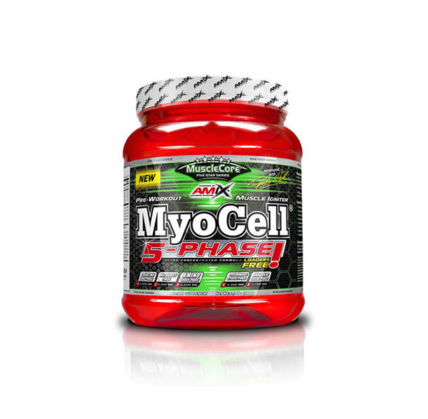 Amix - Myocell 5-Phase / 500 gr.