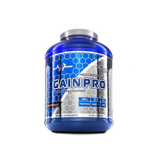 MEX - Flex Wheeler's High Protein Gain Pro / 4lb.