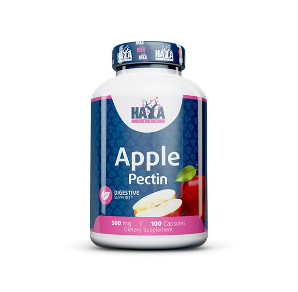 Haya Labs - Apple Pectin 500mg. / 100 Caps.