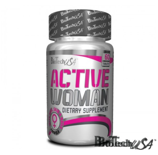 BioTech - Active Woman / 60 tab