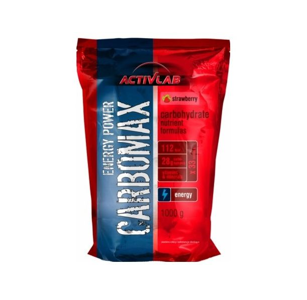 ActivLab - Carbomax Energy Power / 1000gr.