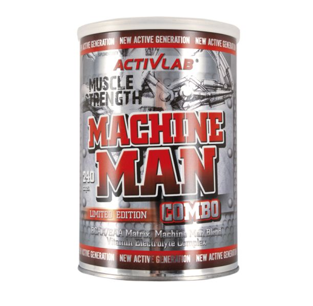 ActivLab - Machine Man Combo / 240caps.