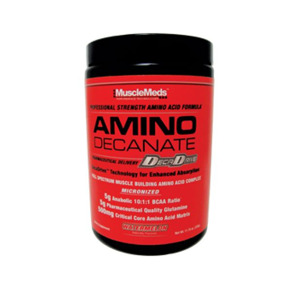 MuscleMeds - Amino Decanate / 333 gr.​