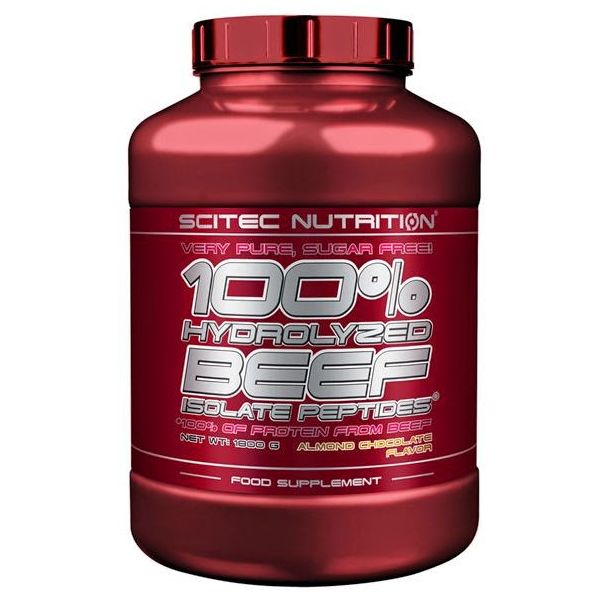 Scitec - 100% Hydrolyzed Beef Isolate Peptides / 1800 gr.