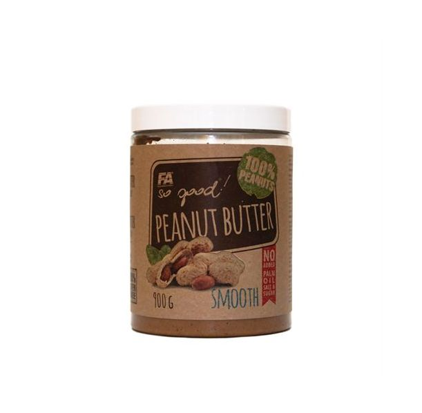 FA Nutrition - So Good! Peanut Butter (Smooth) / 900 gr.