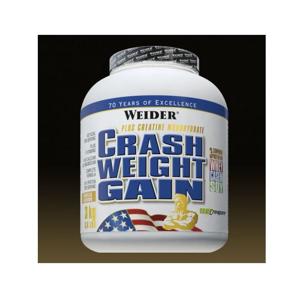 Weider - Crash Weight Gain / 3000 gr.