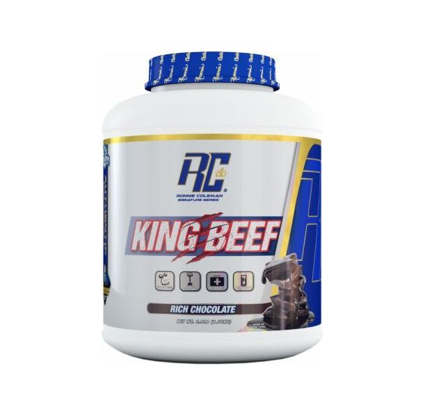 Ronnie Coleman - King Beef 100% Pure Beef Isolate / 1750 gr.
