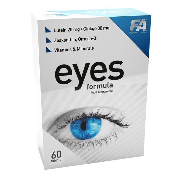 FA Nutrition - Eye Formula / 60tabs.