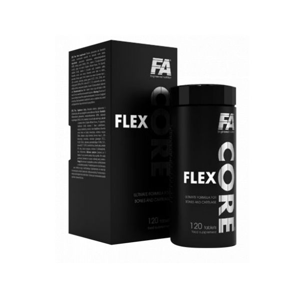 FA Nutrition - CORE Flex / 120 caps.