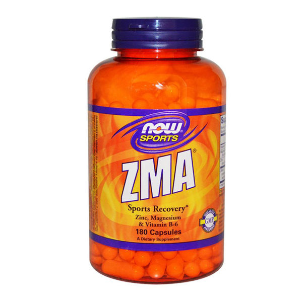 NOW - ZMA Sports Recovery 800 mg. / 180 caps.