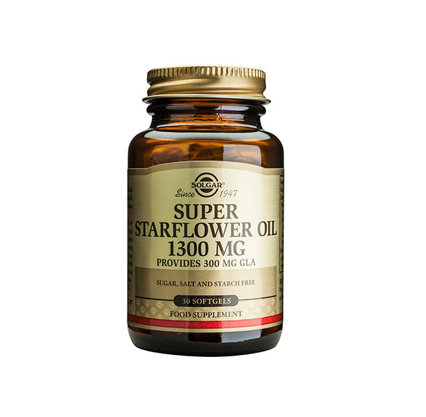 Solgar - Super Starflower Oil 1300mg / 30 softgels