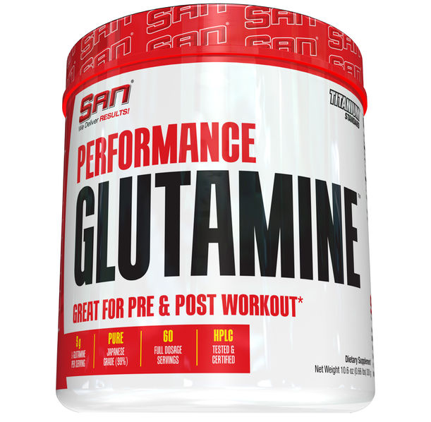 SAN - Performance Glutamine / 300 gr
