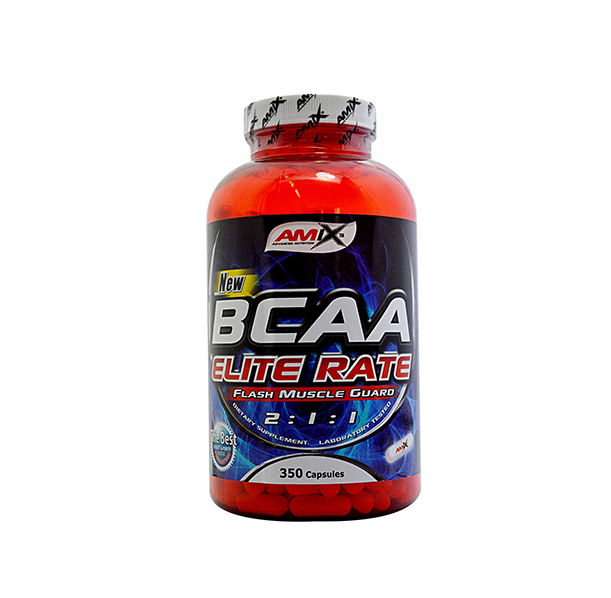 Amix - BCAA Elite Rate / 350caps.