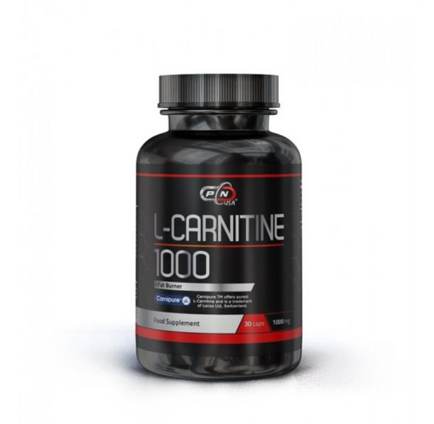 Pure Nutrition - L-Carnitine 1000 / 30caps.