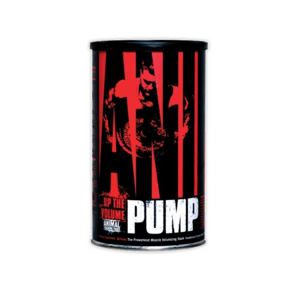 Universal Animal - Animal Pump​ / 30 pak