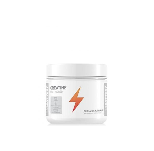 Battery Nutrition - Creatine / 500g.
