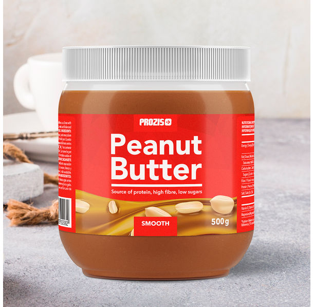 Prozis - Peanut Butter Smooth / 500g.
