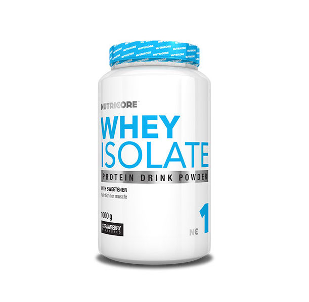 Nutricore - Isolate / 2.2 lbs.