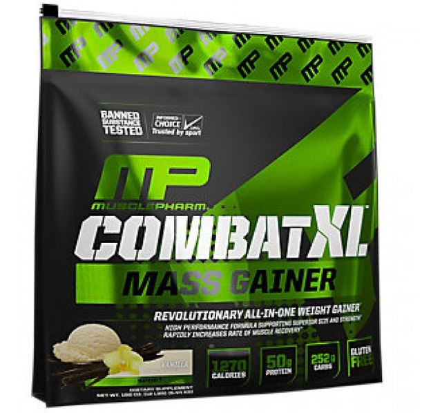 Muscle Pharm - Combat Gainer XL / 12lbs.