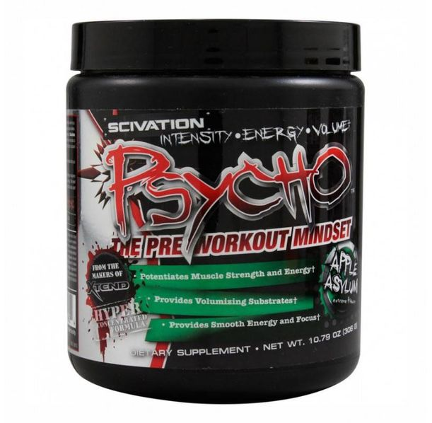 Scivation - Psycho / 306gr.