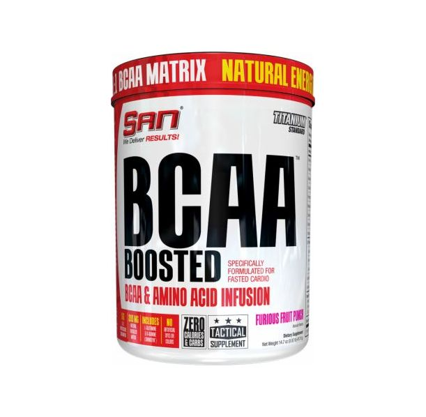 SAN - Boosted Bcaa / 40 serv.