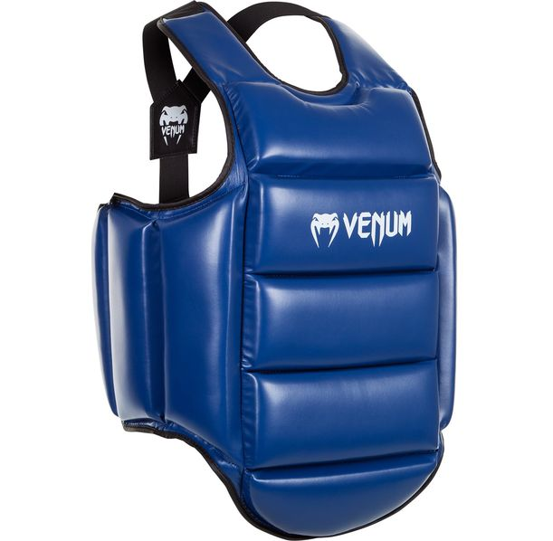 ПРОТЕКТОР ЗА ТЯЛО ЗА КАРАТЕ - VENUM KARATE BODY PROTECTOR REVENSIBLE / BLUE​