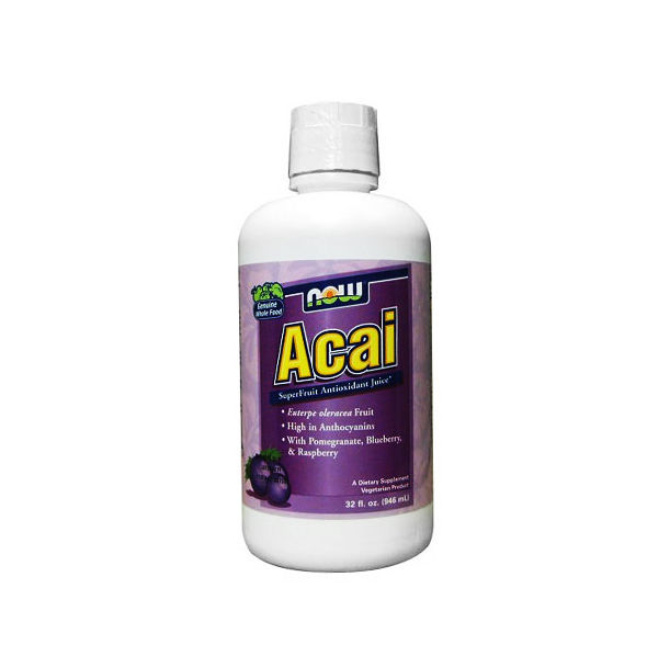 NOW - Acai Juice / 946 ml.