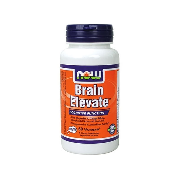 NOW - Brain Elevate / 60 caps.