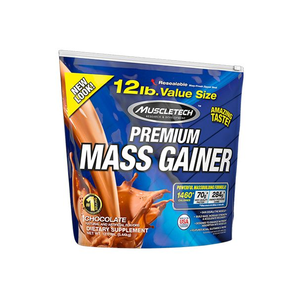MuscleTech -  Premium Mass Gainer / 12 lbs.