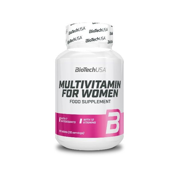 BioTech - Multivitamin for Women / 60 tab
