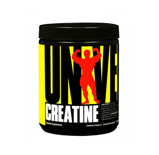 Universal Nutrition - Creatine Powder / 500 gr
