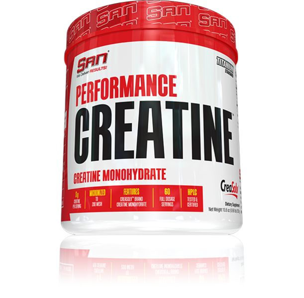 SAN - Performance Creatine / 300 gr