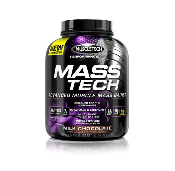 MuscleTech - Mass Tech Performance / 7 lbs.