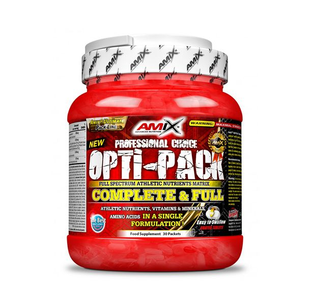 Amix - Opti Pack Complete / 30packs