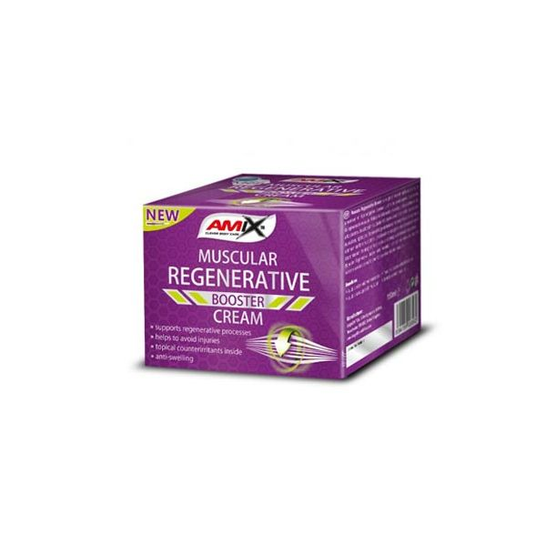 Amix - Muscular Regenerative Booster Cream / 200ml.