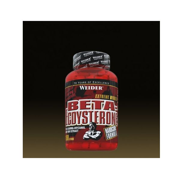 Weider - Beta Ecdysterone / 150 caps