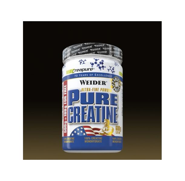 Weider - Pure Creatine / 600 gr