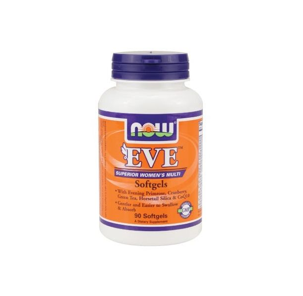 NOW - Eve Womens Multiple Vitamin / 90 Softgels