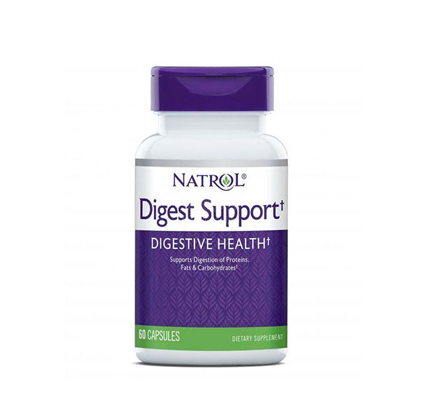 Natrol - Digest Support / 60 caps