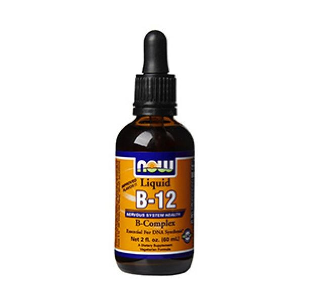 NOW - B-12 Complex Liquid / 60 ml.