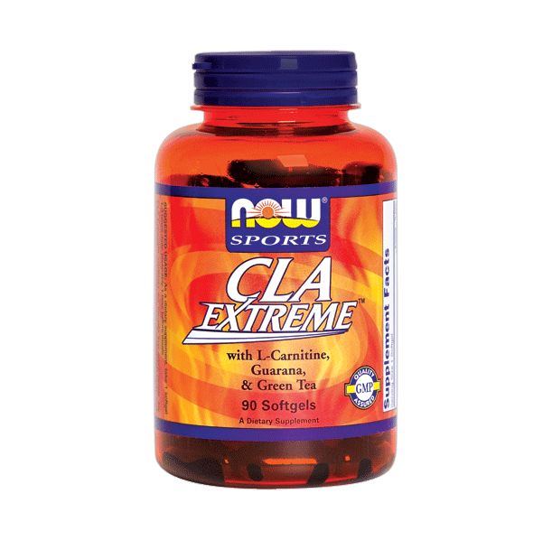NOW - CLA Extreme / 90 softgels