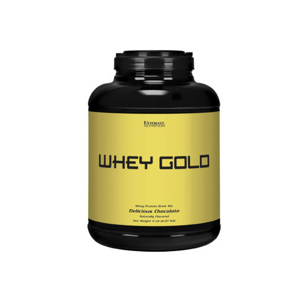 Ultimate Nutrition Whey Gold / 2270 гр.