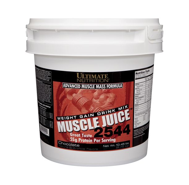 Ultimate Nutrition Muscle Juice® 2544 / 4750 гр.