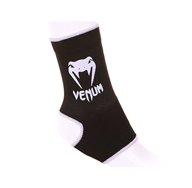 "НАГЛЕЗЕНКИ - Venum ""Kontact"" Ankle Support Guard - Muay Thai / Kick Boxing - Black​"