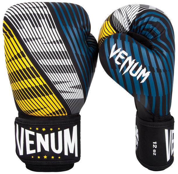 Боксови Ръкавици - Venum Plasma Boxing Gloves - Black/Yellow​