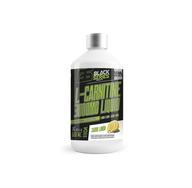 Soul Project Labs -  L-CARNITINE LIQUID 3000 MG / 500ml.​