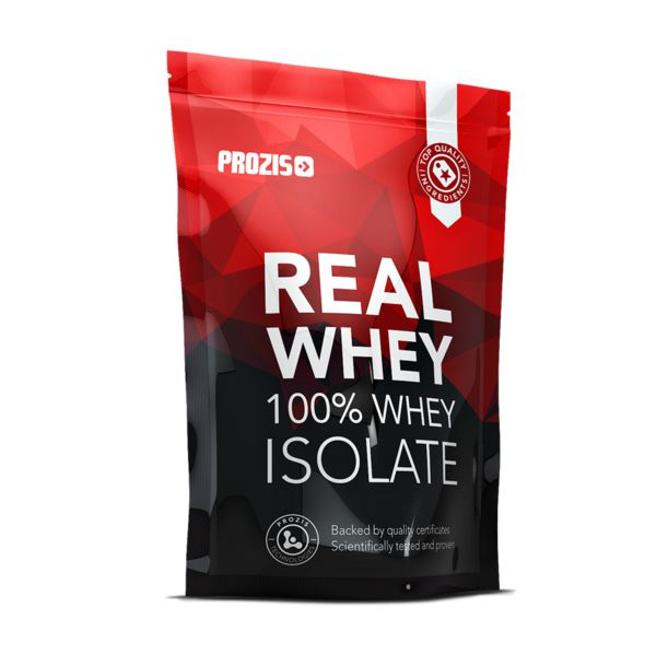 Prozis - Real Whey Isolate Unflavoured 1000gr.​