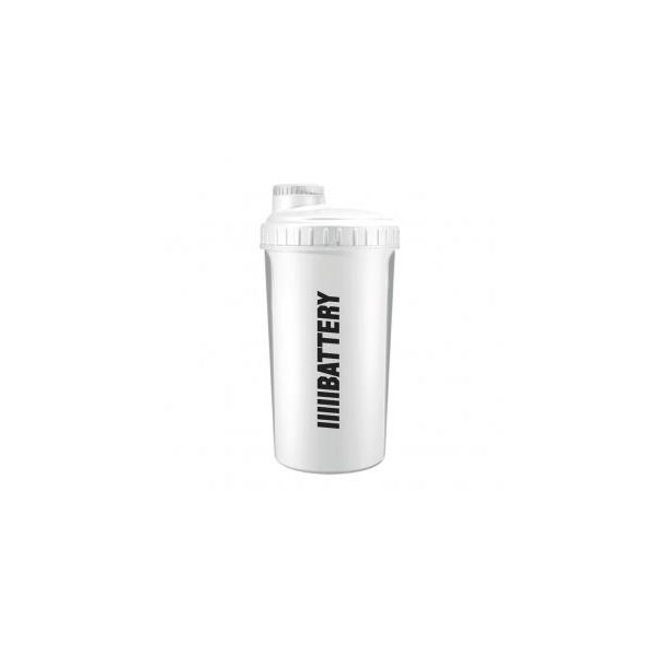 Battery Nutrition - Shaker White / 700 ml.​