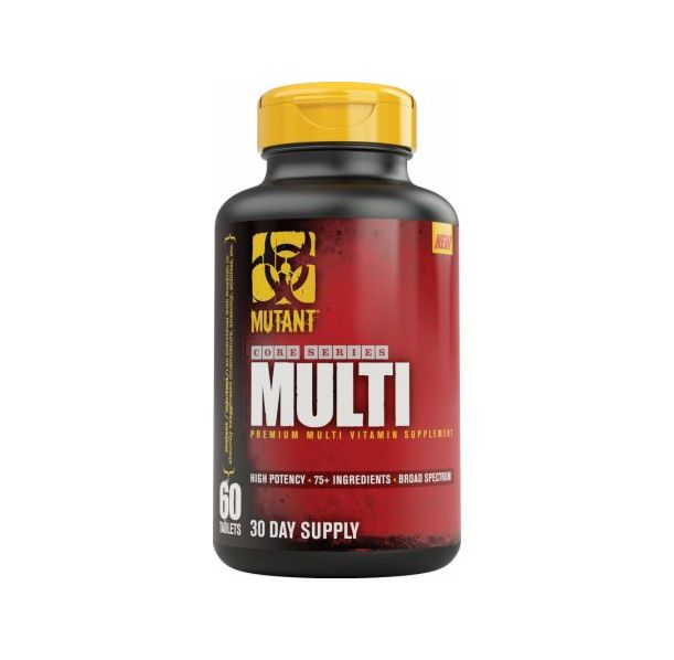 MUTANT - Multi Vitamin Supplement / 60tabs​
