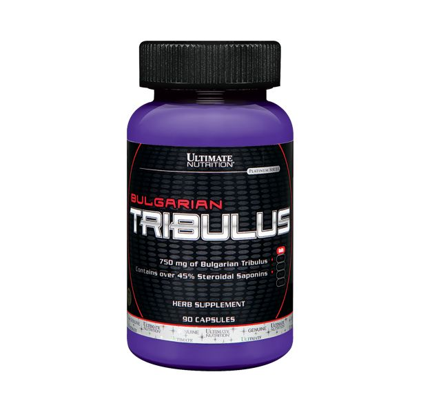 Ultimate Nutrition - Bulgarian Tribulus Terrestis / 90 caps.